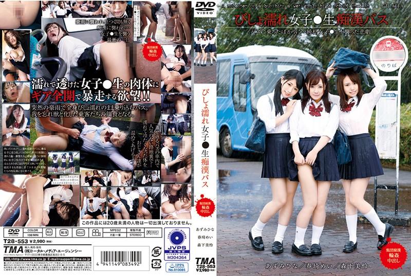 T28-553-女子●生癡漢