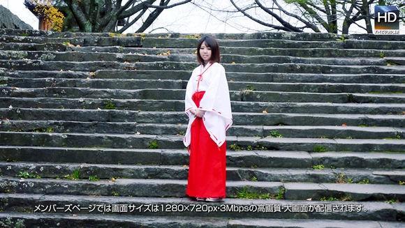 1000giri-160101 巫女SEX