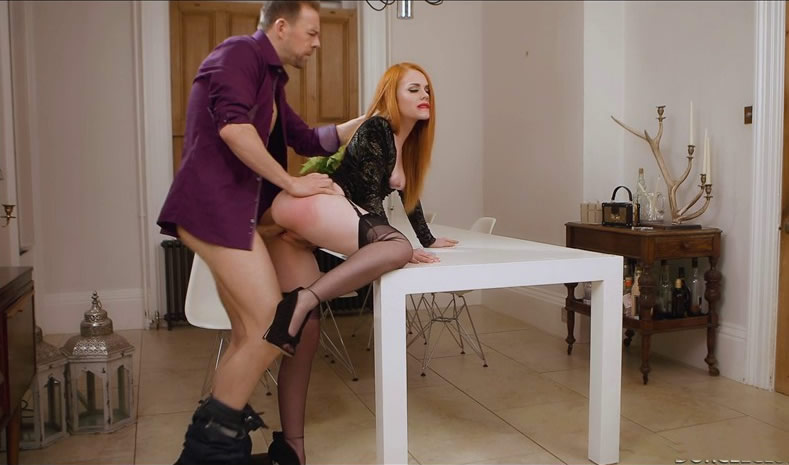 DorcelClub 17 06 14 ella hughes the horny redhead girl