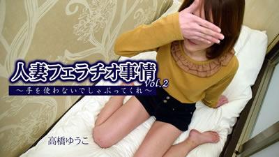HEYZO-2089人妻口交的情况~别动手~Vol.2